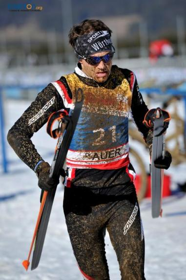Wintertriathlon WM