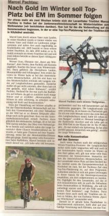 Zeitung WITR 001